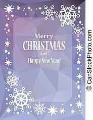 christmas pattern-02 - Christmas border with text frame....