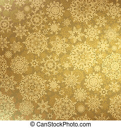 Christmas pattern snowflake background. EPS 8 - Christmas...