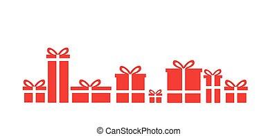 Christmas present box set