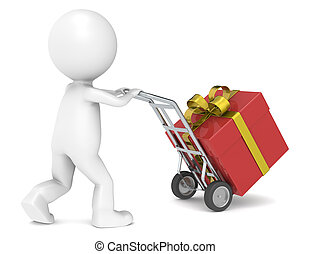 Christmas Present Delivery