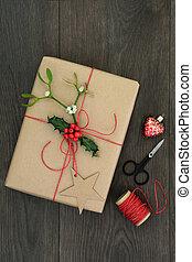 Christmas Present Wrapping
