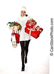 Christmas Presents Shopping