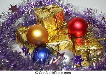 Christmas presents V