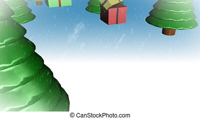 CHRISTMAS PRESENTS WONDERLAND - CHRISTMAS PRESENT NOSTALGIC