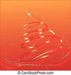 Christmas red card. See my gallery for more