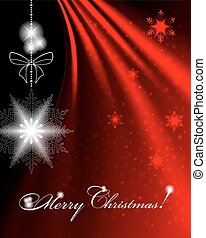 Christmas red design