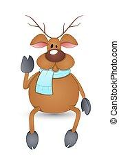 Christmas Reindeer Animal