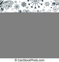 Christmas repeating pattern