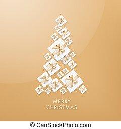 christmas ribbon 2