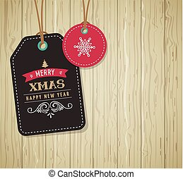 Christmas Sale, Gift Tags and labels