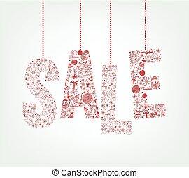 Christmas Sale Pattern