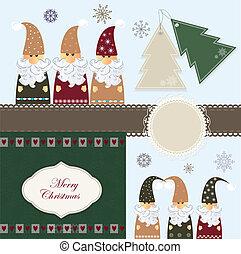Christmas scrapbook