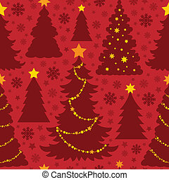 Christmas seamless background 4