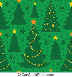 Christmas seamless background 5