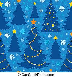 Christmas seamless background 6