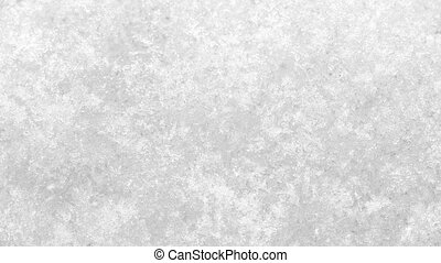 christmas seamless loop background with snowflakes
