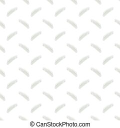 Christmas seamless wallpaper with christmas tree branches. Vector white background