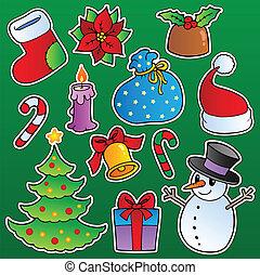 Christmas season theme 1