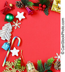 Christmas set - decoration, gifts