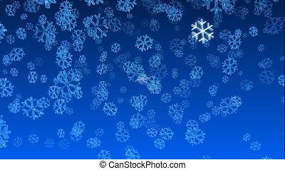 Christmas snow 01