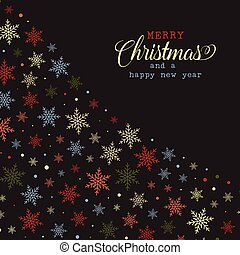 christmas snowflake background 1211