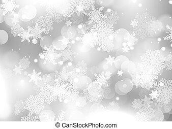 christmas snowflake background 2611