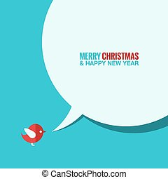 christmas social media concept background 8 eps