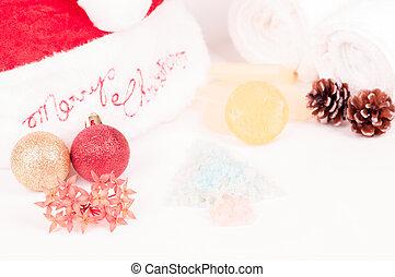 Christmas spa holiday
