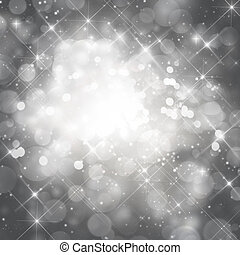 Christmas sparkle background - Christmas background with...