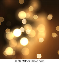 Christmas sparkle background