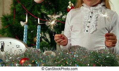 Christmas Sparklers