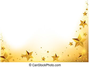 Christmas Starry Background