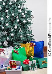 Christmas still life.