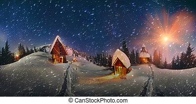 Christmas Tale for climbers)