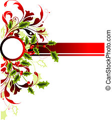 Christmas theme - Christmas background. Illustration can be...