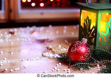 Christmas time - Christmas mood abstract