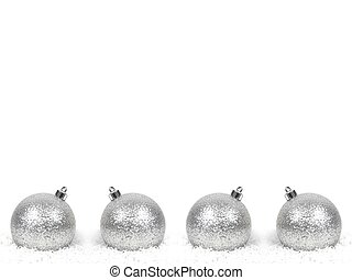 Christmas Time - Christmas ornaments and items shot in ...