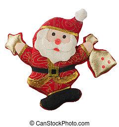 Christmas Toy Santa Claus