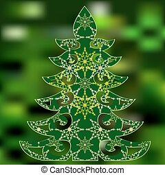 Christmas tree 4.eps