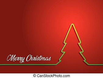 christmas tree background 0312