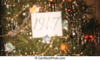 Christmas Tree Candle-1967
