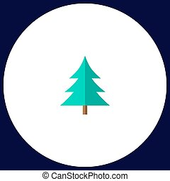 christmas tree computer symbol