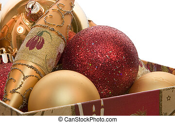 Christmas-tree deco