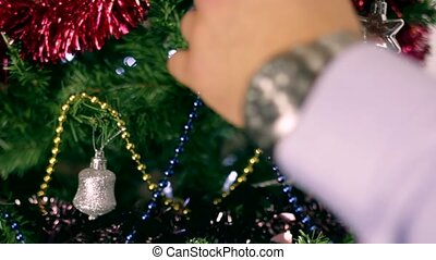 Christmas tree decoration 14