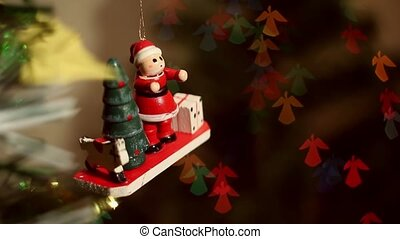 Christmas-tree decorations