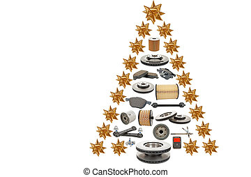 christmas tree for automotive - christmas tree for producers...