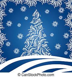 Christmas Tree (illustration)