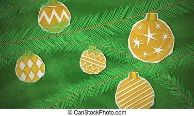 Christmas Tree Loop HD