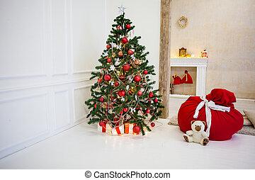 Christmas tree new year gifts Garland