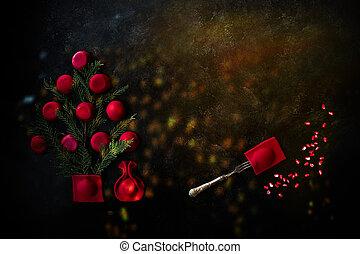 Christmas Tree Of Ravioli